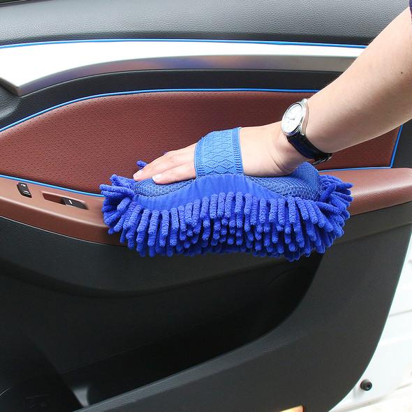 Hand Glove Microfiber Multi Purpose Cleaning Cloth