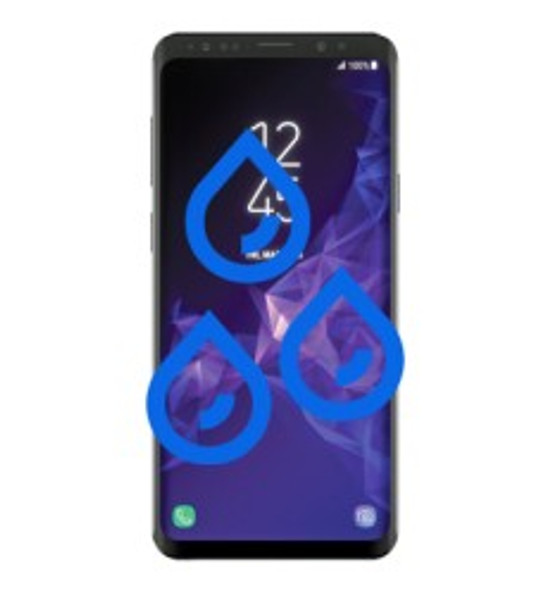 Samsung Galaxy S9 PLUS Liquid/Water Damage Treatment