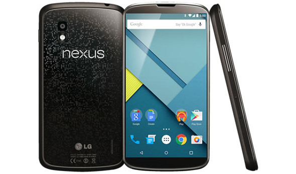 Nexus 4 Water Damage Repair