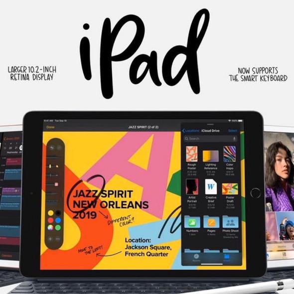 Mint iPad 7th Generation  32 GB wifi