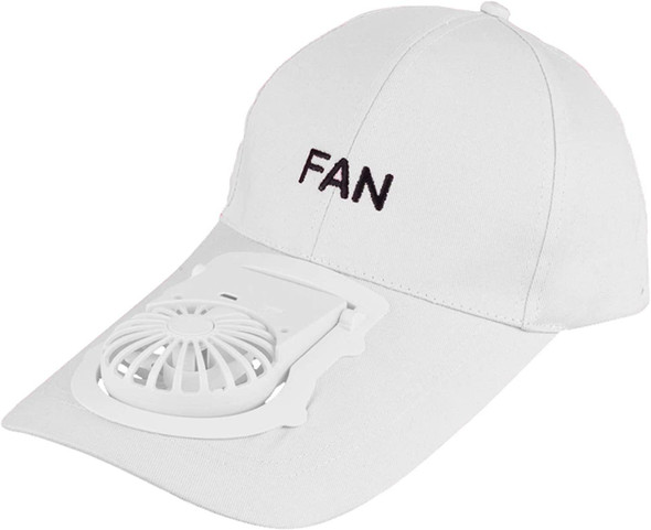 Sun Hat With Fan