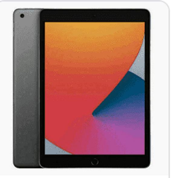 Mint iPad 8th Gen 128gb Wifi