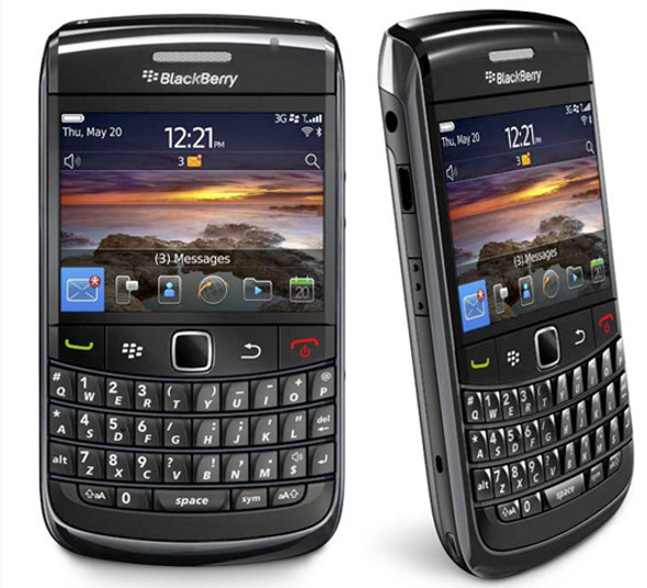 Mint Blackberry Bold 9780