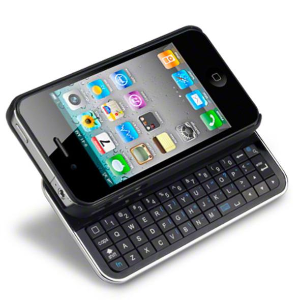iPhone 4 4S Bluetooth Slider Keyboard