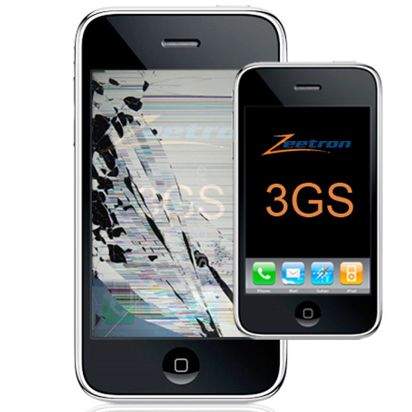 iPhone Repair - iPhone 3G 3GS LCD Screen Replacement