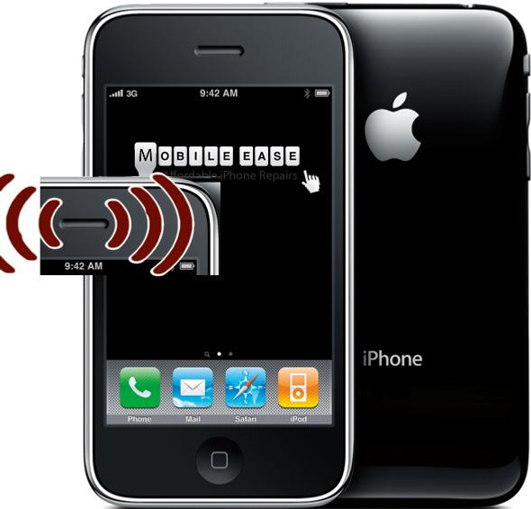 iPhone Repair - iPhone 3G 3GS 4 4S Earpiece Speaker Replacement