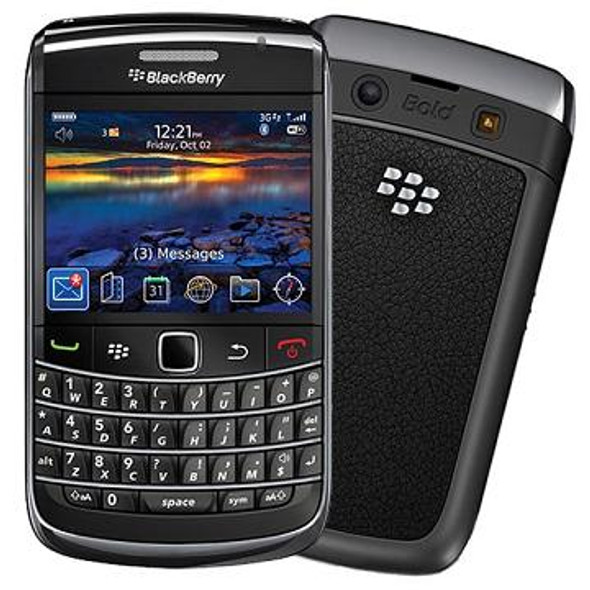 Mint Blackberry Bold 9700
