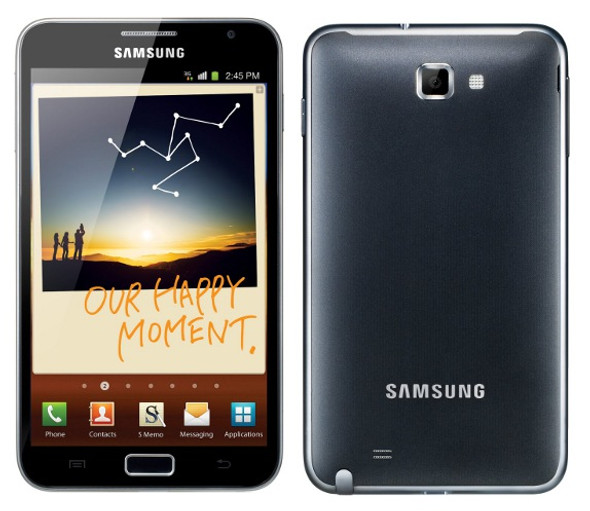 Samsung Galaxy Note LTE & PentaBand (Wind & Mobilicity)