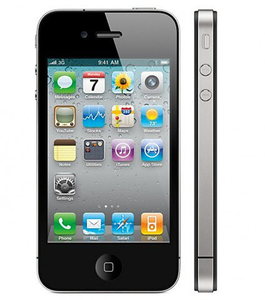 Mint iPhone 4 16GB (Carrier Locked)