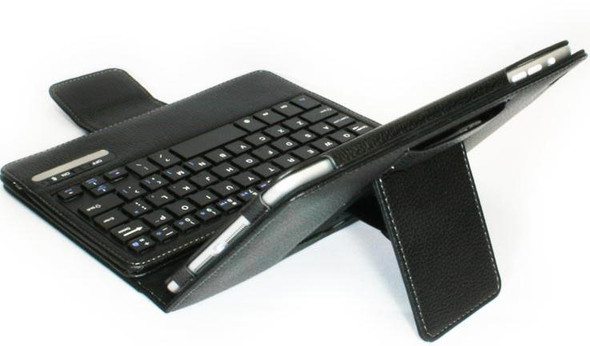 iPad 1/2/3/4 and iPad Mini iPad Air Leather Bluetooth Keyboard Case
