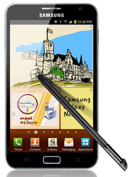 Samsung Galaxy Note 1 i717 Screen Replacement