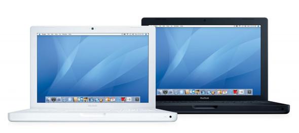 MAC Upgrade - MacBook 2.4GHz Intel Core 2 Duo (13-inch Black)