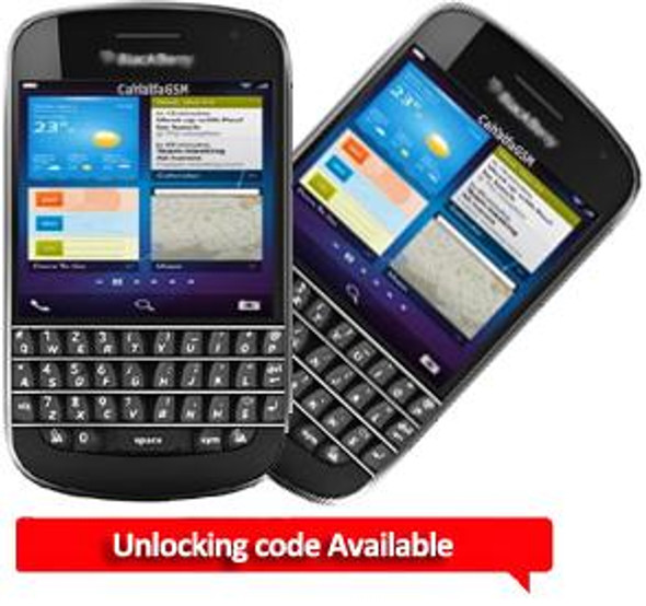 Blackberry Z10 Z30 Q10 Q5 Unlocking