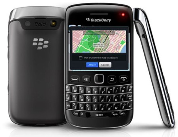 Mint Blackberry Bold 9790