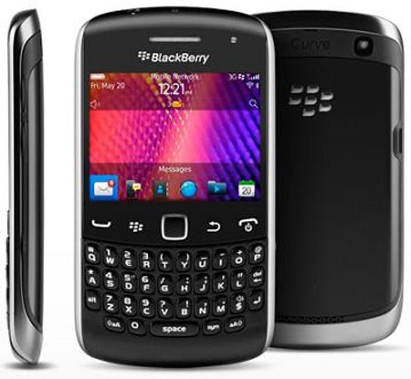 Mint Blackberry Curve 9360