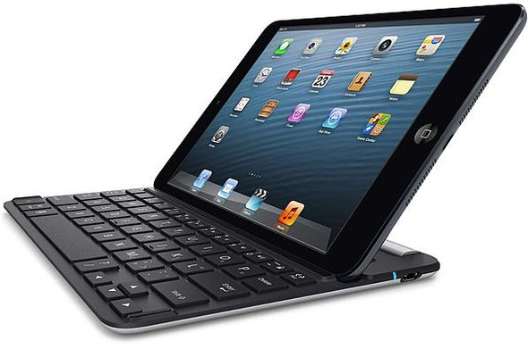 iPad Mini Laptop Style Bluetooth Keyboard Case