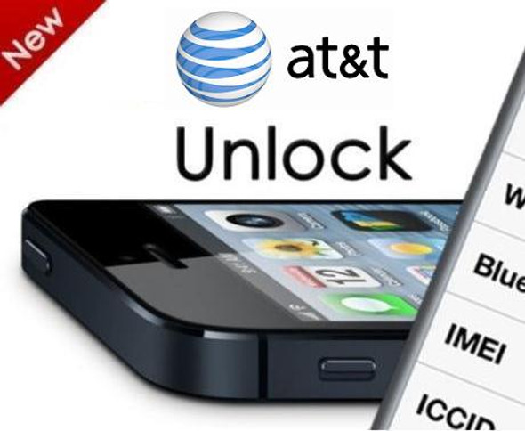 iPhone 6S 6S Plus 6 6 Plus 5S 5C 5 4S 4 Factory Unlock AT&T