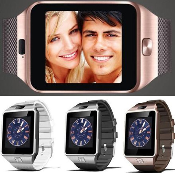 Smart Watch for all Bluetooth Devices - with SIM Card Option