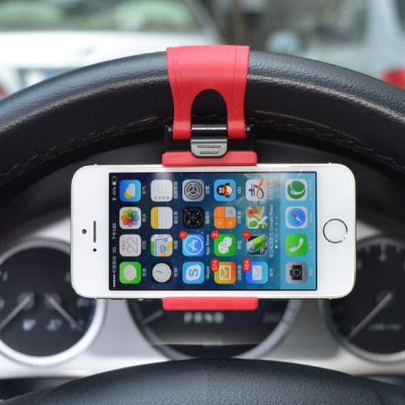 Steering Holder for Smartphones - Adjustable