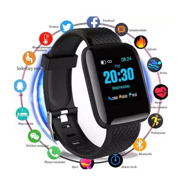 Smart Bracelet - Apple and Android Compatible