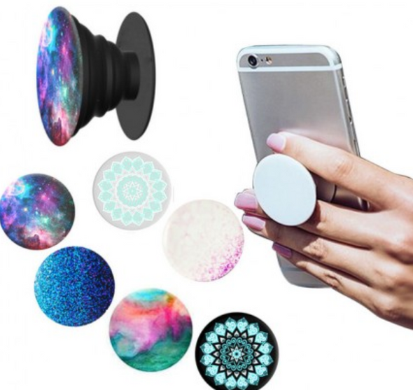 Pop Socket Holder