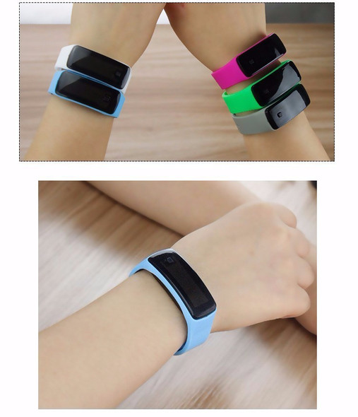 LED Display Watch for Men/Women