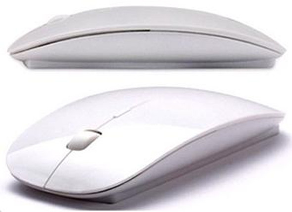 Wireless Mouse - Optical technology - Ergonomic design