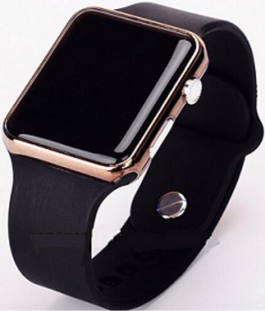 Unisex LED Digital Watch
