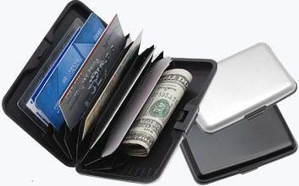 Waterproof Card Wallet - With Security Features