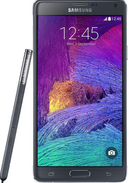 Samsung Galaxy Note 4 Screen Replacement