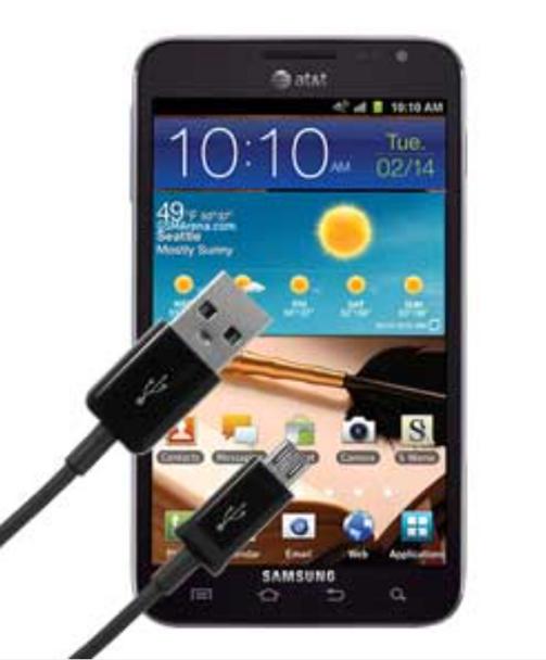 Samsung Galaxy Note 1 Charging Port Repair