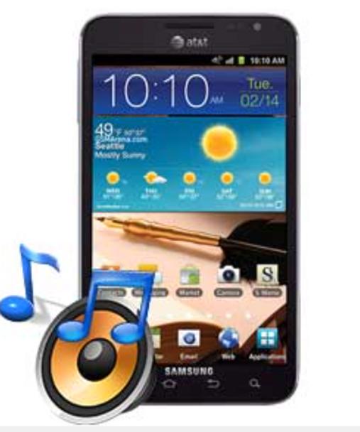 Samsung Galaxy Note 1 Speaker Replacement