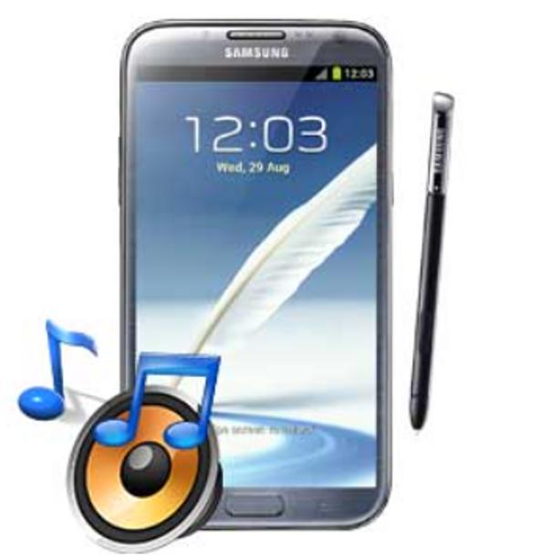 Samsung Galaxy Note 2 Speaker Replacement