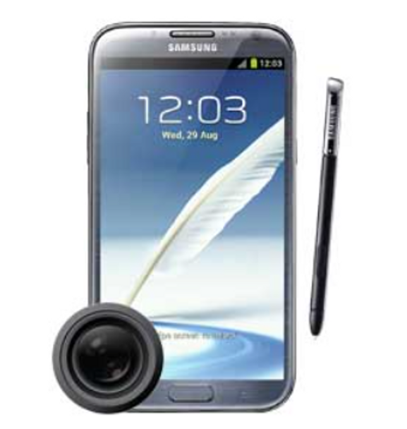 Samsung Galaxy Note 2 Back Camera Replacement