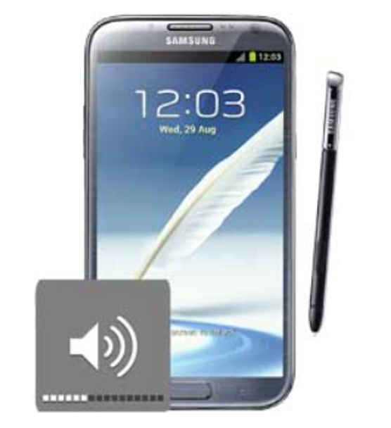 Samsung Galaxy Note 2 Volume Button Replacement