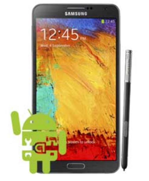 Samsung Galaxy Note 3 Software Repair