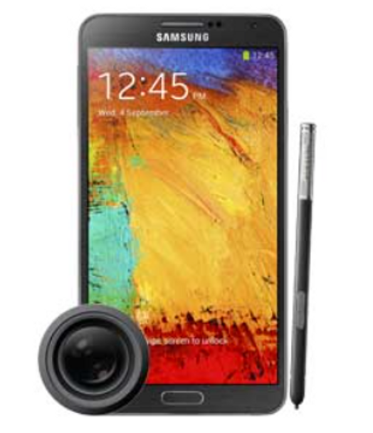Samsung Galaxy Note 3 Back Camera Replacement