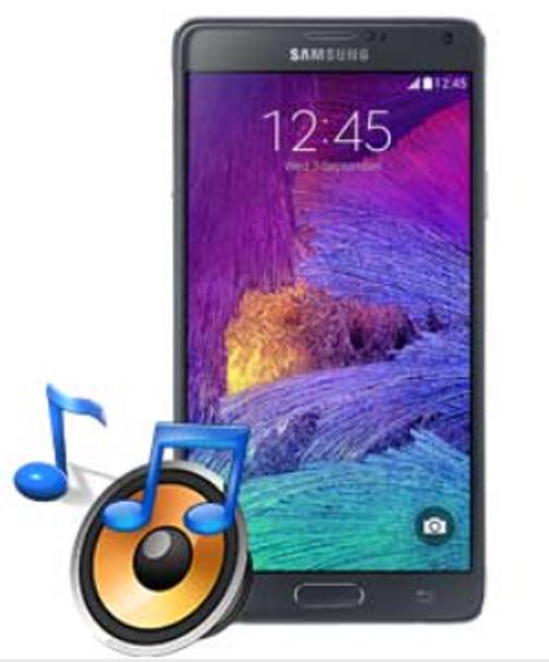 Samsung Galaxy Note 4 Speaker Replacement