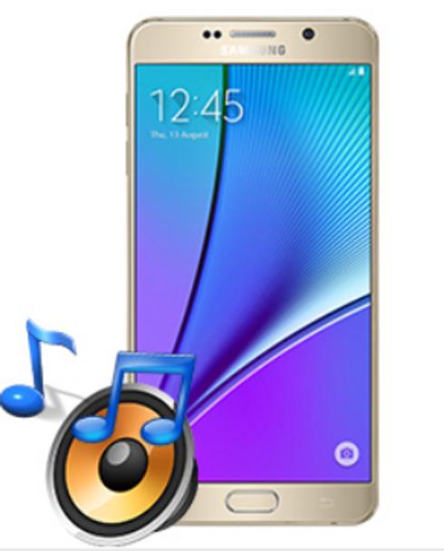 Samsung Galaxy Note 5 Speaker Replacement