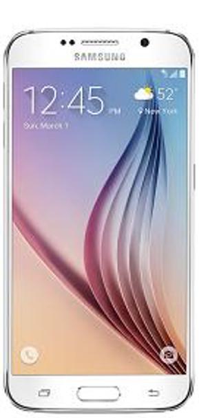 Samsung Galaxy S6 Water Damaged