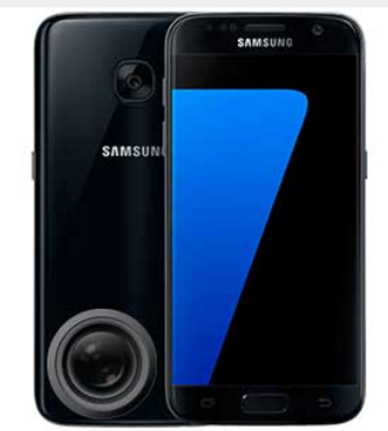 Samsung Galaxy S7 Back Camera Replacement