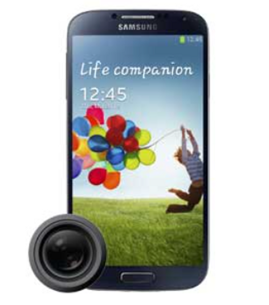 Samsung Galaxy S4 Back Camera Replacement
