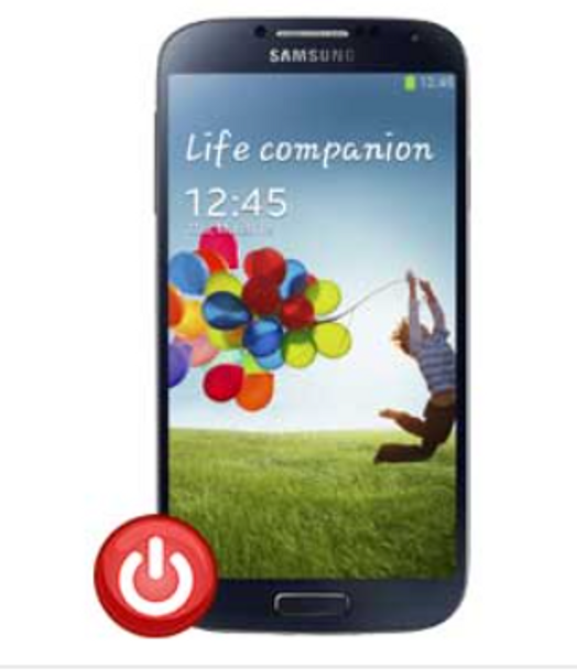Samsung Galaxy S4 Power Button Replacement