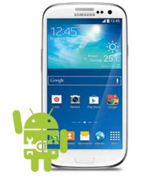 Samsung Galaxy S3 Software Repair