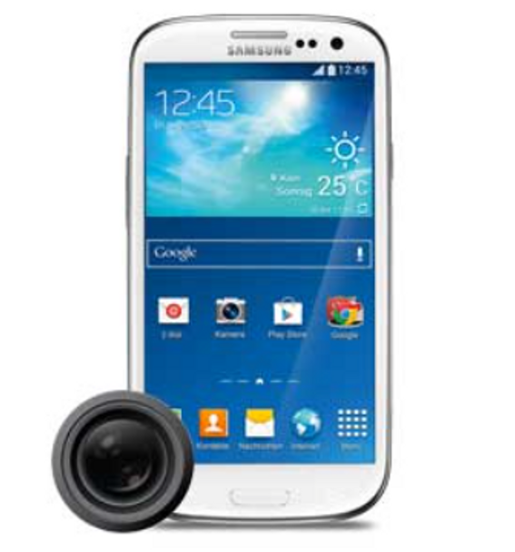 Samsung Galaxy S3 Back Camera Replacement
