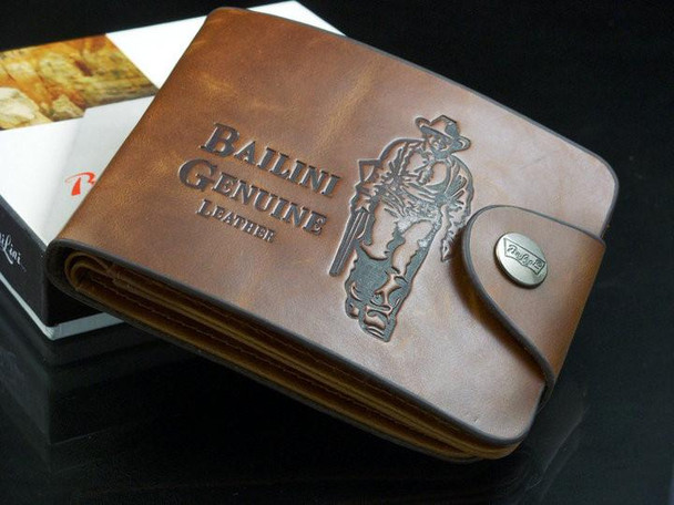 Bailini Leather Wallet