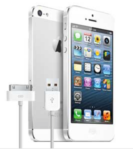 iPhone Repair - iPhone 5 Charging Port