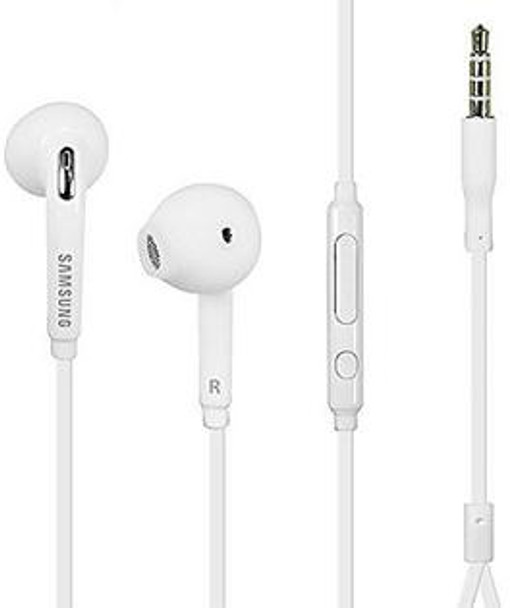 Samsung headphones with microphone and volume control