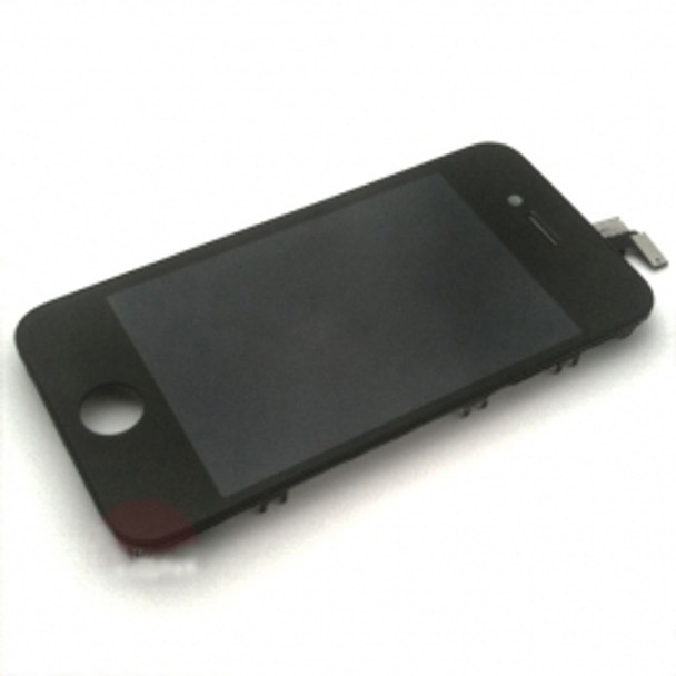 iPhone 4 Black Complete LCD Display Assembly