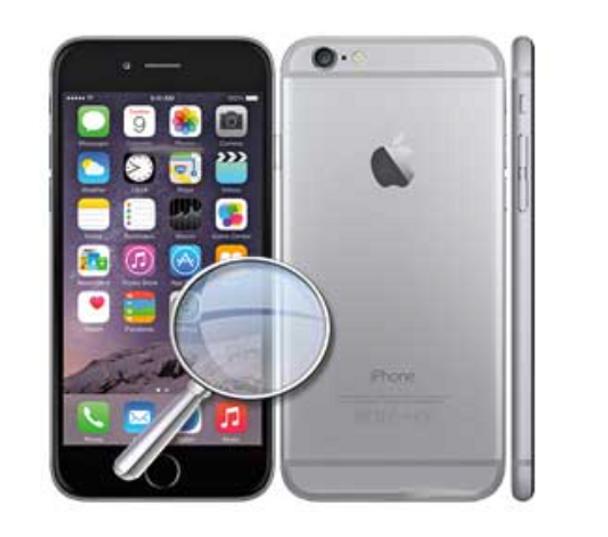 iPhone Repair - iPhone 6 plus WIFI Replacement